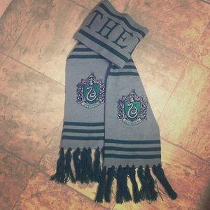 Other - Harry Potter Slytherin scarf